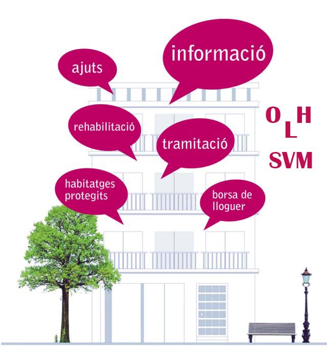 Ajuntament de sant vicen de montalt ajuts per promoure for Oficina de habitatge