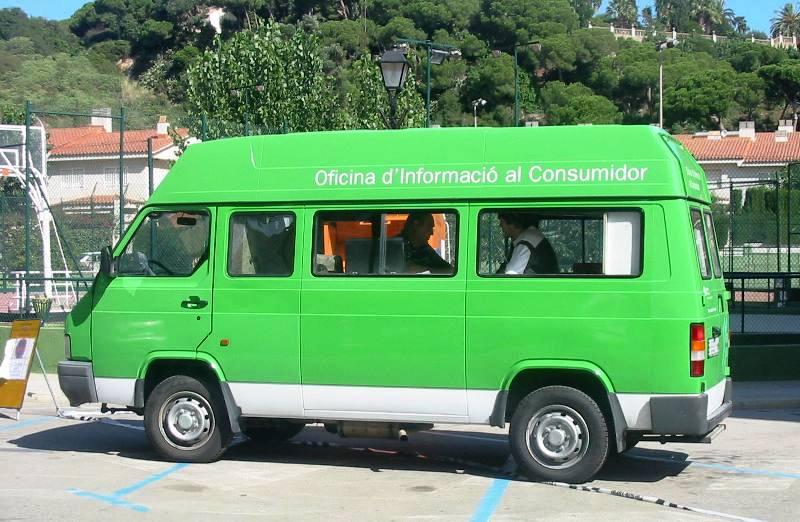 Ajuntament de sant vicen de montalt el bus del for Oficina atencio al ciutada