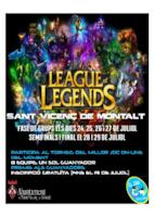Torneig League Of Legends