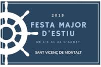Programa Festa Major d'Estiu 2018