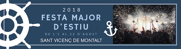 Festa Major Estiu 2018