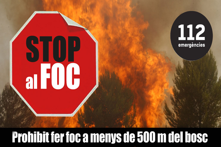 Prohibit fer foc