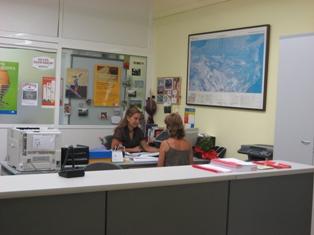 Ajuntament de sant vicen de montalt oficina municipal d for Oficina omic