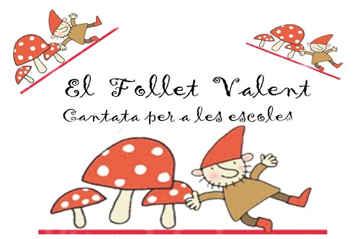 Ajuntament de Sant Vicenç de Montalt - La cantata 'El Follet valent' omplirà d'infants i música el Cívic